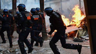661 magic article actu 1f7 50f b21e975c20001d4403516736fb manifestations contre la loi securite globale 67 policiers et gendarmes blesses 95 interpellations 1f750fb21e975c20001d4403516736fb 1