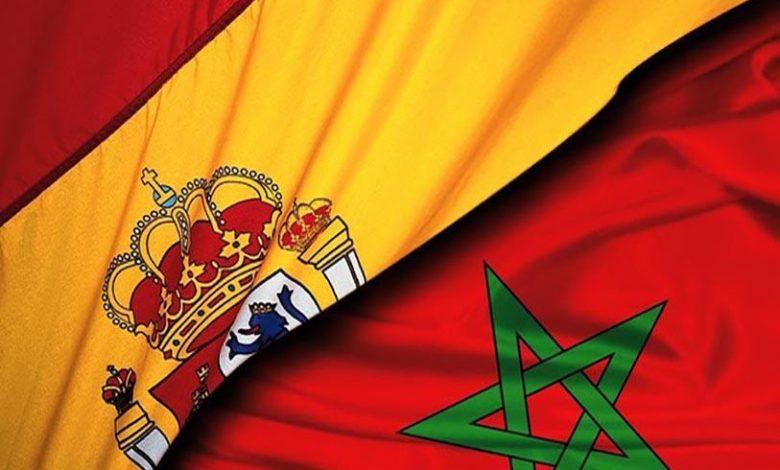 Atalayar Banderas Espana y Marruecos 0
