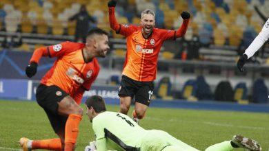 LDC: le Real Madrid s'incline face au Shakhtar Donetsk (0-2)