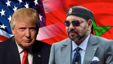Mohamed VI Trump 390x220 1