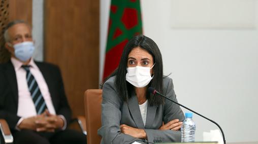 Nadia Fettah Alaoui 1