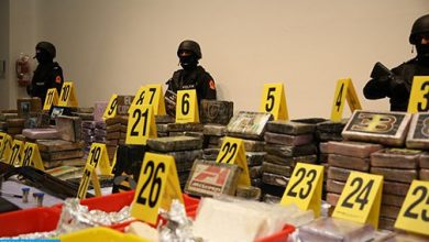 Tanger : mise en échec en coopération avec la DEA d'une tentative de trafic de 35 kg de cocaïne pure