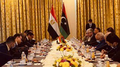 Une delegation egyptienne en visite a Tripoli une premiere depuis 2014