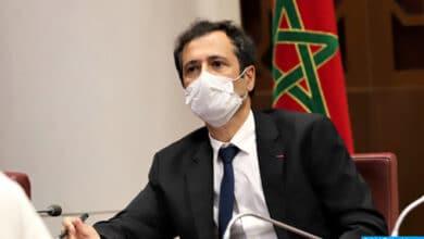 Benchaâboun: La CMR a poursuivi l'amélioration de ses services malgré la conjoncture exceptionnelle