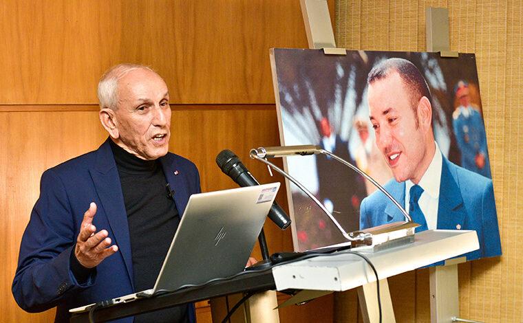 L'auteur El Arbi Belbachir