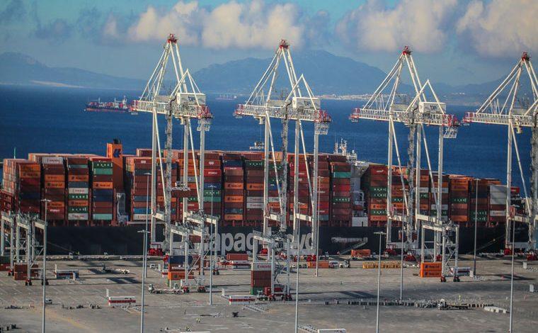 Tanger Med 2: mise en service commerciale du TC3