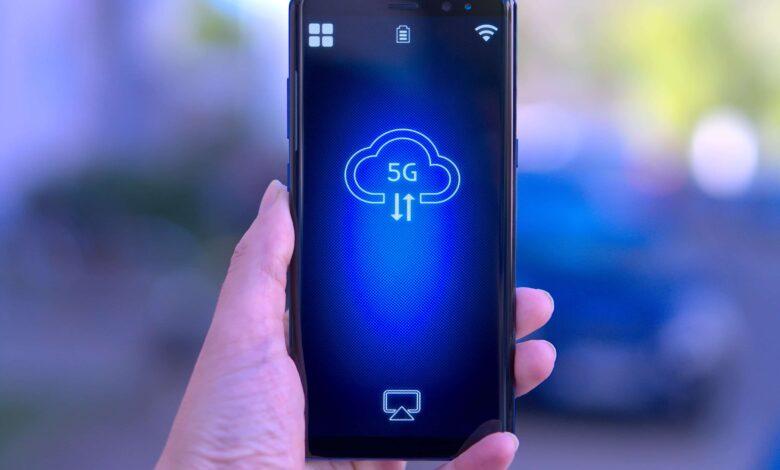 téléphones 5G