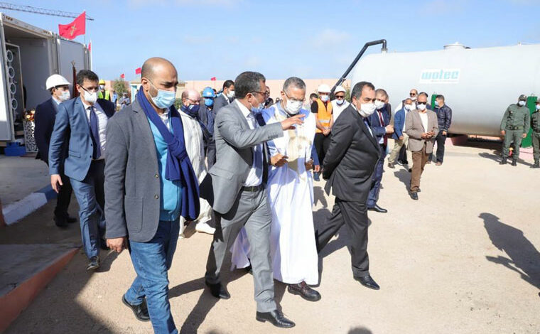 Dessalement: une nouvelle station à Laâyoune