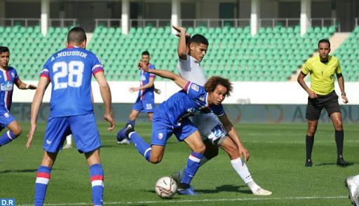 Le Moghreb de Tétouan perd à domicile face à l'Olympic Safi