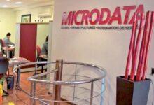 Microdata : Hausse de 2,1% du CA en 2020