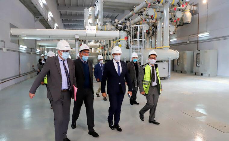 onee-Provinces du Sud vers le renforcement de l'alimentation électrique