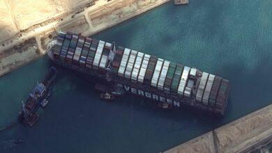 Blocage du canal de Suez- le propriétaire du navire souhaite un déblocage ce samedi soir