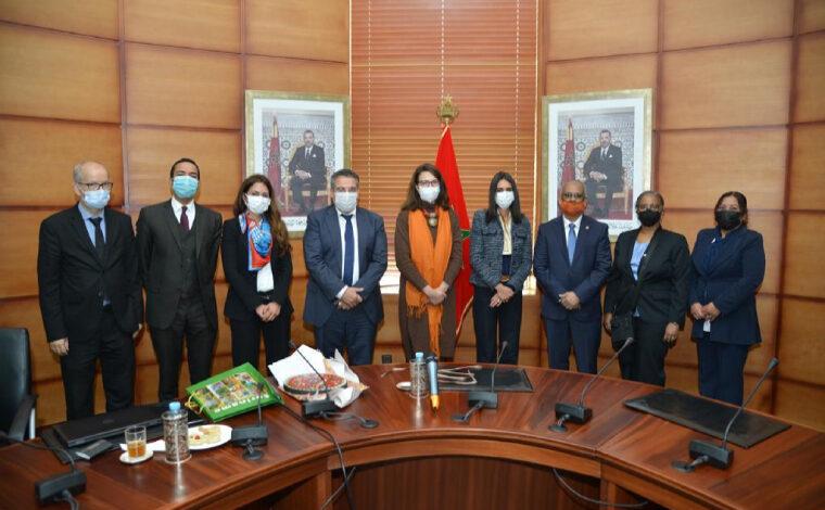 Maroc-Suriname: Développer la coopération touristique