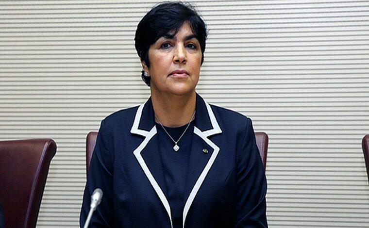 Mme. El Adaoui, en tête de la Cour des comptes