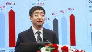 Huawei améliore son CA de 3,8% en 2020