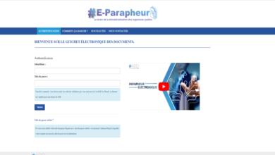 Plateforme-E-Parapheur