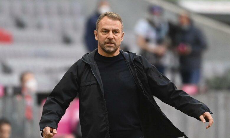 """la direction du Bayern """"désapprouve"""" l'annonce par Flick de son départ"""
