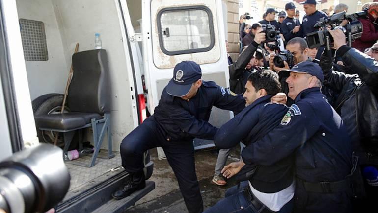 الجزائر اعتقالات