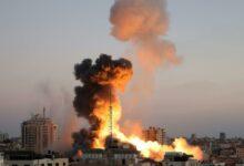 Frappe aérienne sur Gaza: 17 Palestiniens tués