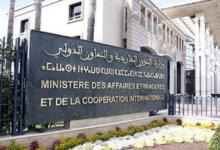 ministère des Affaires étrangères,