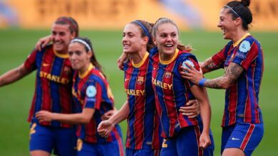 Ligue des Champions/dames: Barcelone bat Paris 2 à 1 et se qualifie pour la finale