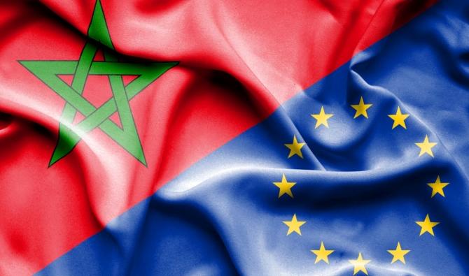 المغرب والاتحاد الاوربي