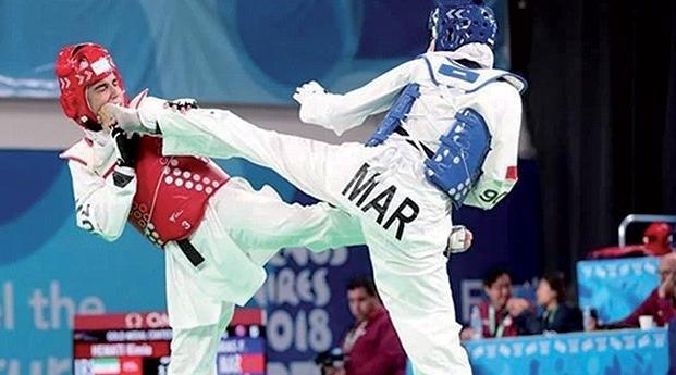 Championnats d'Afrique de taekwondo à Dakar