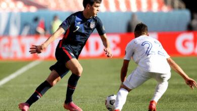 Concacaf: les Etats-Unis bat le Honduras et file en finale