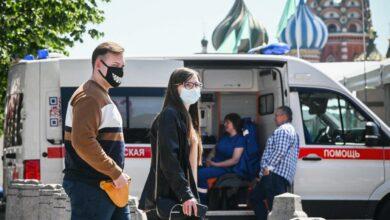Coronavirus nouveau record de cas à Moscou pour le second jour consécutif