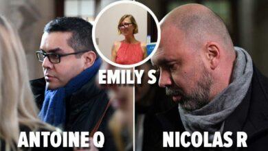 Deux ex-policiers français rejugés pour le viol d'une Canadienne