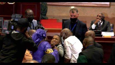 Les scènes de violences au Parlement panafricain ternissent l'image de cette institution