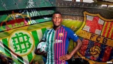 Transfert: le FC Barcelone récupère le Brésilien Emerson
