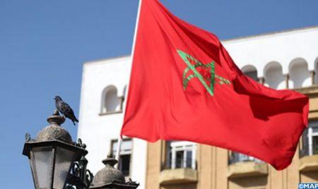 drapeau maroc 1
