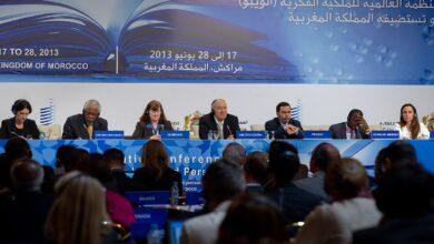Conference du diplomatique de l OMPI a Marrakech au Maroc du 17 juin au 28 juin 2013