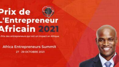 Lancement des candidatures pour le Prix de l'entrepreneur africain 2021